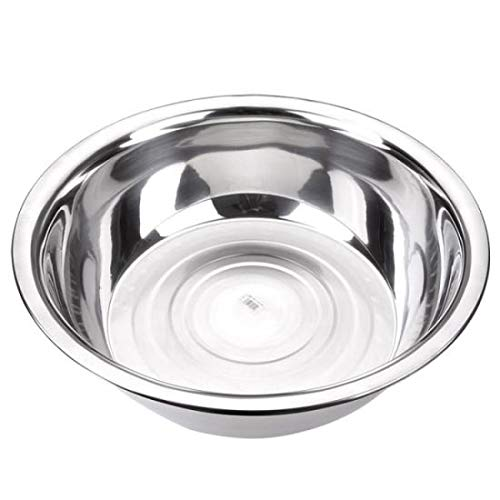 KTC Plus Stainless Steel Multipurpose Solid Basin Bowl  11 inch