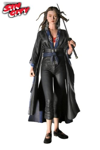 City Action Series - NECA Sin City Movie Action Figures Series 2 Miho (Color Variant)