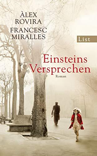 Einsteins Versprechen (German Edition) (Schweiz Barcelona)