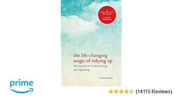 Amazon The Life Changing Magic Of Tidying Up Japanese Art