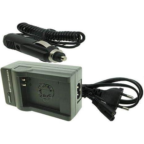 Cargador para PANASONIC LUMIX DMC-TZ57: Amazon.es: Electrónica