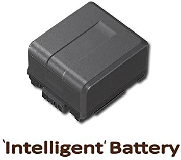 CARGADOR para Panasonic vw-vbg130 con chip info Batería