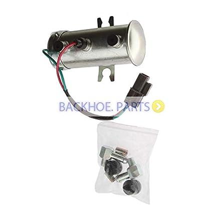 Amazon com: Electric Fuel Pump 8980093971 for Isuzu Engine