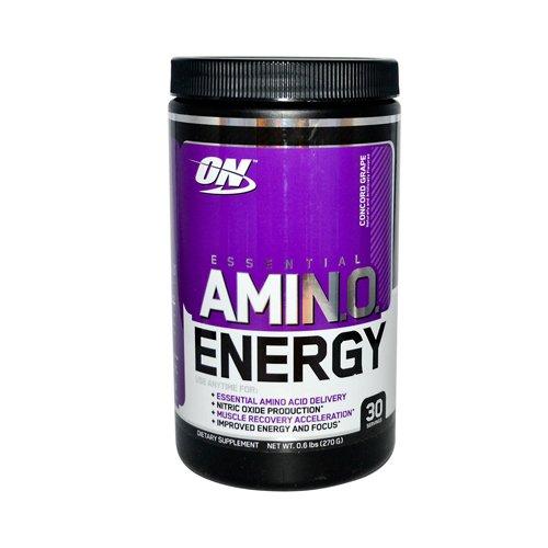 Optimum Nutrition Essential Amino Energy Concord Grape - 0.6 lbs