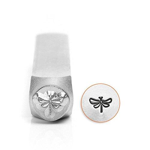 [해외]ImpressArt- 6mm, 잠자리 디자인 도장/ImpressArt- 6mm, Dragonfly Design Stamp
