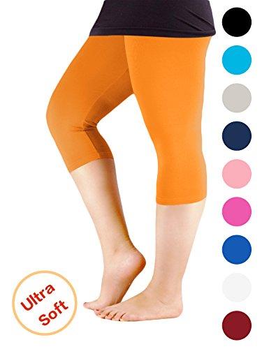 bright orange pants - 2