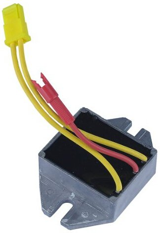 VideoPUP Replace 845907 394890 797375 393374 691185 Electrical Voltage Regulator for Briggs & Stratton 192400 196400 226400 280700 351700 28M700 Engine ()