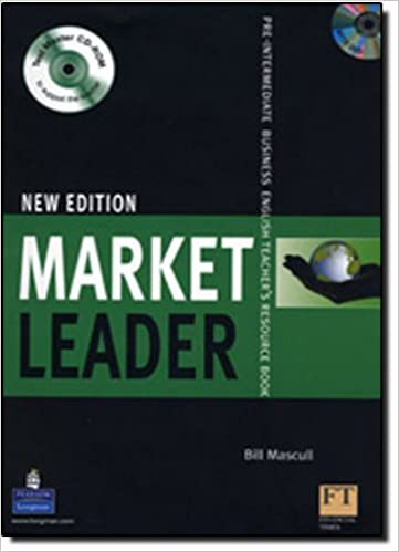 Market Leader Pre-Intermediate Teachers Book and DVD Pack NE: Amazon.es: Mascull, Bill: Libros en idiomas extranjeros