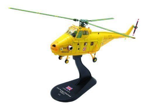 Westland Whirlwind diecast 1:72 helicopter model (Amercom HY-24)