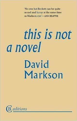 Descargar Novelas Bittorrent This Is Not A Novel Epub Libre