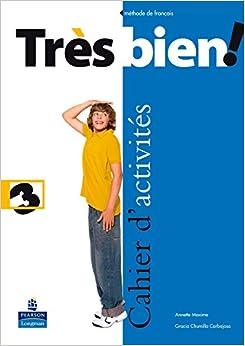 Book Très bien ! 3 cahier d'activités pack (français)