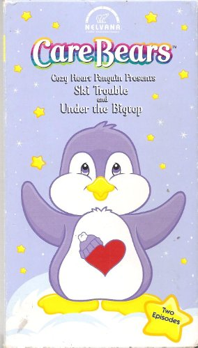 - Care Bears #16 Cozy Heart Penguin Presents Ski Trouble and Under the Bigtop