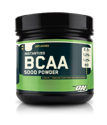 BCAA Powder Unflavored, 336 Gr.