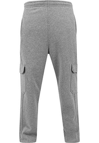 Urban Classics Cargo Sweatpants, bragas para hombre gris