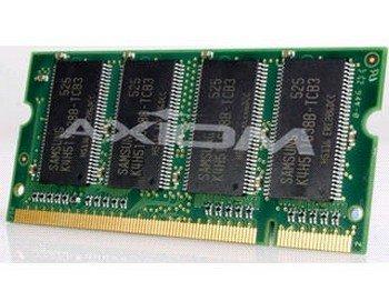Axiom AXR333S25Q/1G DDR - 1 GB - SO-DIMM 200-pin - 333 MHz / PC2700 - unbuffered - non-ECC