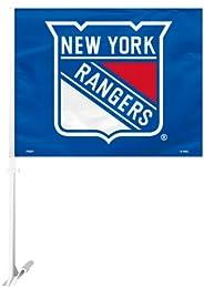 NHL Unisex Car Flag W/Wall Brackett
