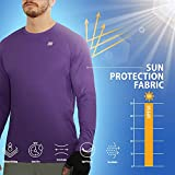 ODODOS Men's Classic Fit Long Sleeve Athletic Tee