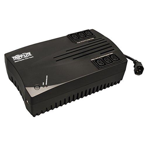 6 Outlet 230v (Tripp Lite AVRX750U 750VA Intl UPS Low Profile Line-Interactive AVR 230V 6 outlets)