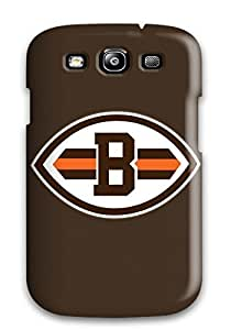 Defender Case For Galaxy S3, Cleveland Browns Pattern