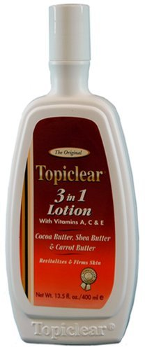 Topiclear Gold 3 in 1 Lotion 13.5oz