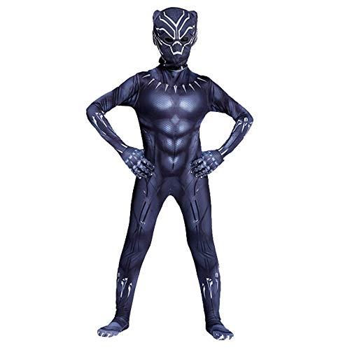 JianYia Kids Bodysuit Superhero Costumes Lycra Spandex