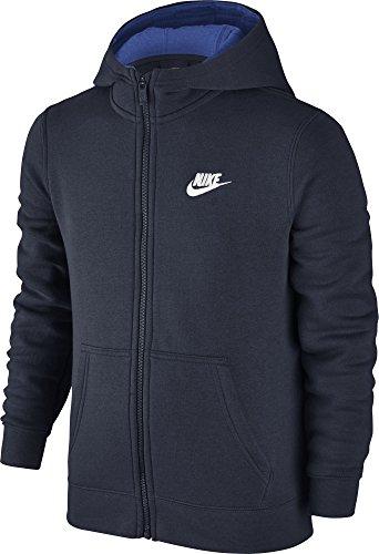 Nike Sac Dos White Enfant Funnelneck NegroobsidianGame Royal Pour À FJc1lTK
