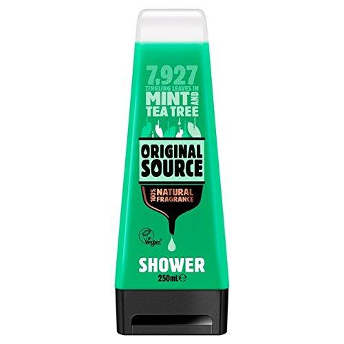 Original Source Tea Tree & Mint Shower Gel 250ml (Original Source Shower Gel)
