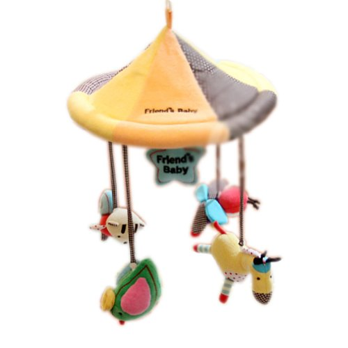 - Happy Horse Baby Music Take Along Mobile Infant Dreams Swings Cribs Decors
