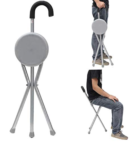 Sitgo Portable Travel Chair Fits In Your Pocket For