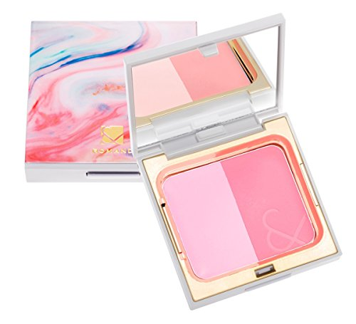 Multi Blusher - Romand Multi Duo Blusher Geko Open Studio Cheek Blusher (9g) (Peach Scandal)