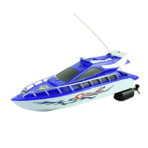 Mokao Fashion Powerful Plastic Remote Control Boats Speed Electric Toys Model - Ch Speed Boat Remote 4