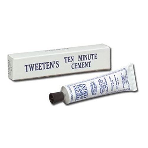 Tweeten Cement Glue for Cue Tip Repair