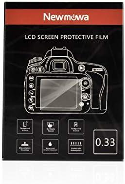 Newmowa Protectores de Pantalla para Canon SX700 550D 600D 60D M ...