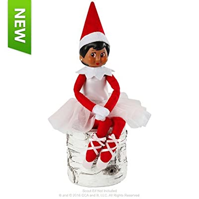 Elf on The Shelf Claus Couture Twinkle Toes Tutu: Toys & Games