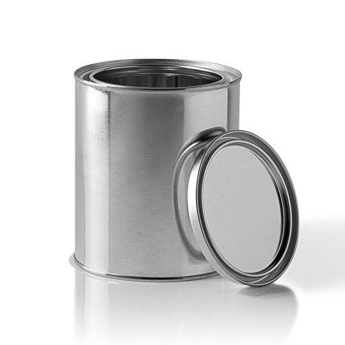 empty quart paint cans with lids 2 pack empty metal paint storage