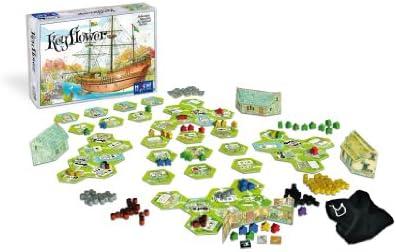 R & D Games - Key Flower, juego de mesa [importado] , color/modelo surtido: Amazon.es: Juguetes y juegos