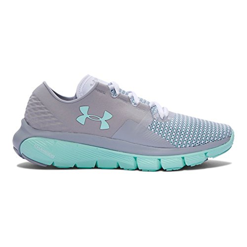 Zapatillas De Running Under Armour Ua Speedform Fortis 2 Gris / Blanco / Cristal