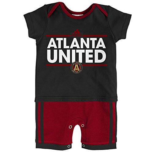 "MLS Infant ""Little Coach"" Short Sleeve Romper – DiZiSports Store"