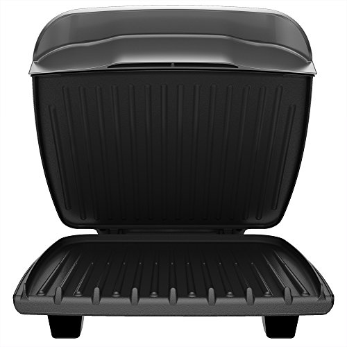 George Foreman 8 Serving Classic Plate Grill & Panini Press (Large Image)