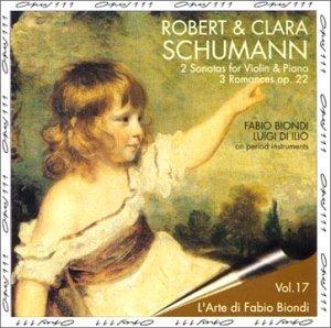 Schumann : les enregistrements sur instruments d'époque 41FA27SZH7L