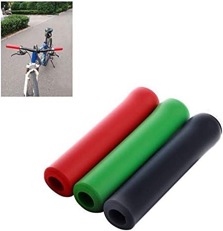 rot WOVELOT Lenker Griffe Scooter BMX MTB Mountainbike Fahrrad Zyklus Ultraleicht Silikon