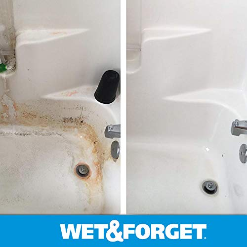 Wet & Forget Weekly Shower Cleaner Spray 64 oz - 4 Pack by WET & FORGET (Image #2)