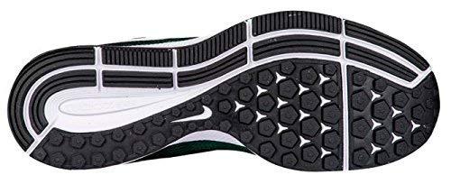 Zoom Pegasus Uomo noir Vert Da 33 Air Ginnastica Gorge platine Scarpe black Nike Oqn5Avq