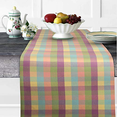Urban Villa, 100% Cotton Fused Table Runner, Easter Special,14