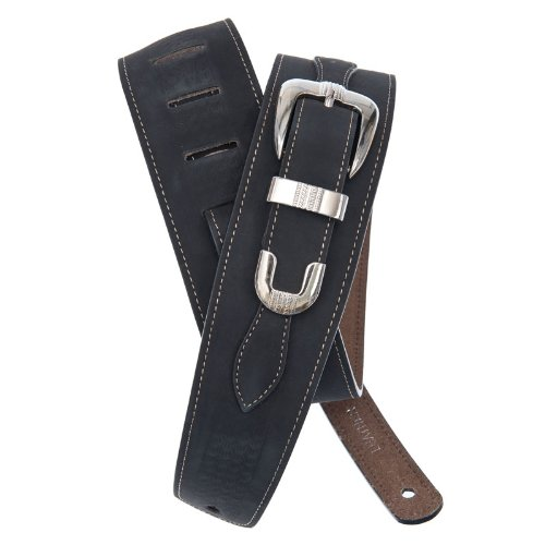 Planet Waves Buckle Leather Guitar