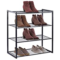 HOUSE DAY 4 Tier Shoe Rack