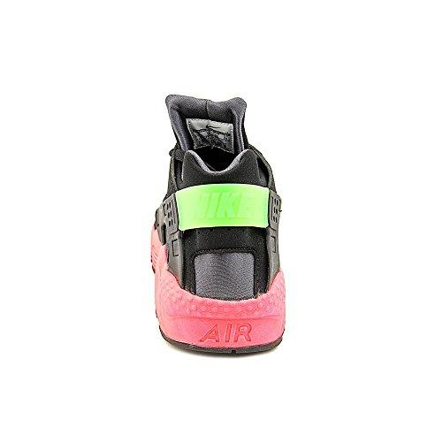 Nike Mens Air Huarache Hyper Punch Black Pink Trainer