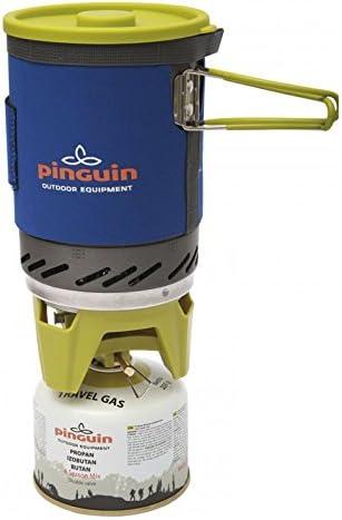 Pinguin Aura - Hornillo de gas con encendido piezoeléctrico ...