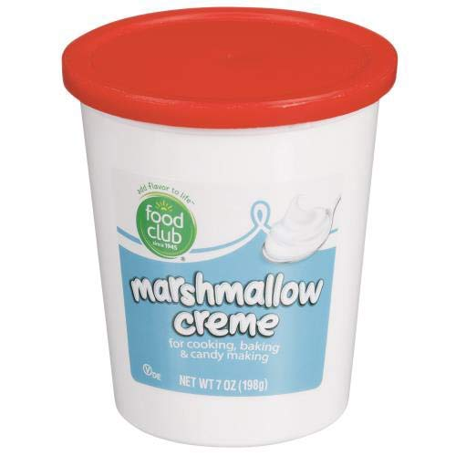 Marshmallow Creme (Pack of 18)