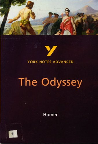 Odyssey: York Notes Advanced: Amazon.co.uk: Robin Sowerby ...